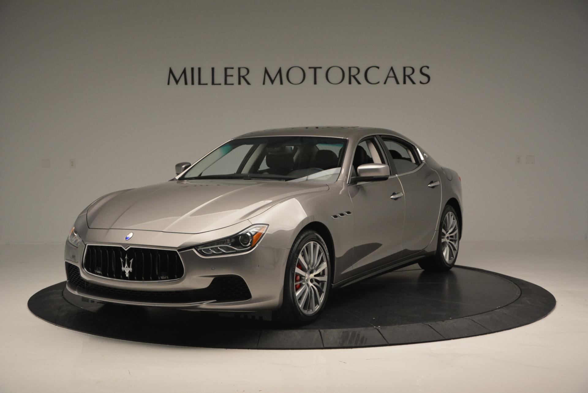 New 2016 Maserati Ghibli S Q4 for sale Sold at Maserati of Greenwich in Greenwich CT 06830 1