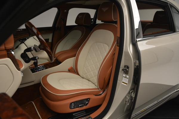 Used 2016 Bentley Mulsanne Speed for sale Sold at Maserati of Greenwich in Greenwich CT 06830 23
