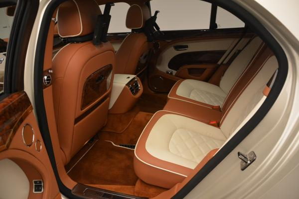 Used 2016 Bentley Mulsanne Speed for sale Sold at Maserati of Greenwich in Greenwich CT 06830 26