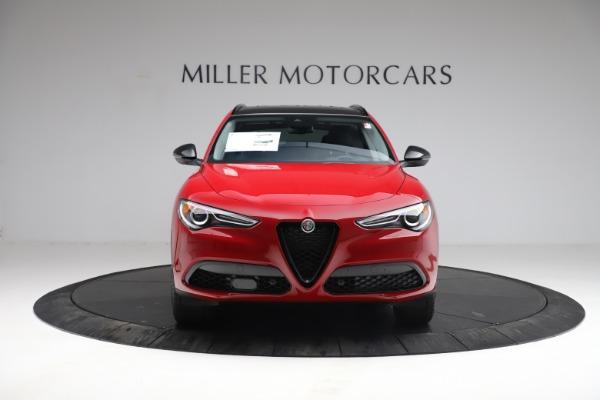 New 2021 Alfa Romeo Stelvio Q4 for sale $50,535 at Maserati of Greenwich in Greenwich CT 06830 15