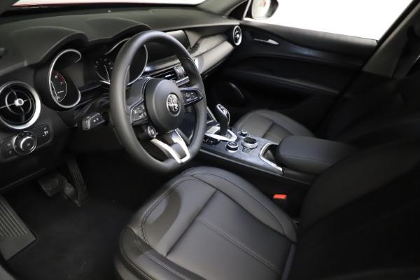 New 2021 Alfa Romeo Stelvio Q4 for sale $50,535 at Maserati of Greenwich in Greenwich CT 06830 16