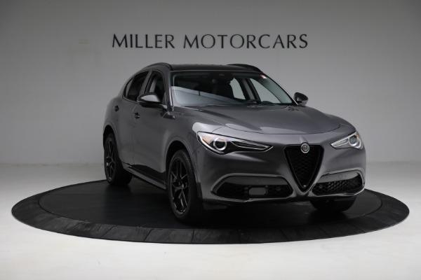 New 2021 Alfa Romeo Stelvio Ti Q4 for sale Sold at Maserati of Greenwich in Greenwich CT 06830 11