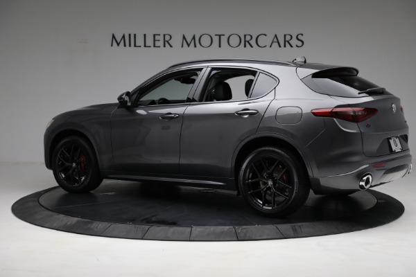 New 2021 Alfa Romeo Stelvio Ti Q4 for sale Sold at Maserati of Greenwich in Greenwich CT 06830 4