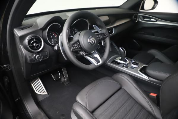 New 2021 Alfa Romeo Stelvio Ti Sport Q4 for sale $56,900 at Maserati of Greenwich in Greenwich CT 06830 13
