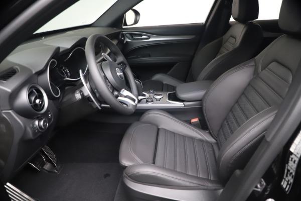 New 2021 Alfa Romeo Stelvio Ti Sport Q4 for sale $56,900 at Maserati of Greenwich in Greenwich CT 06830 14
