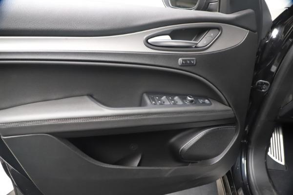 New 2021 Alfa Romeo Stelvio Ti Sport Q4 for sale $56,900 at Maserati of Greenwich in Greenwich CT 06830 16