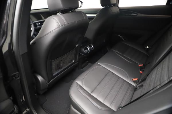 New 2021 Alfa Romeo Stelvio Ti Sport Q4 for sale $56,900 at Maserati of Greenwich in Greenwich CT 06830 17