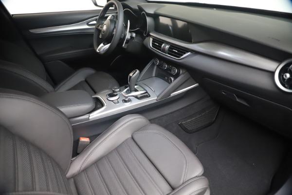 New 2021 Alfa Romeo Stelvio Ti Sport Q4 for sale $56,900 at Maserati of Greenwich in Greenwich CT 06830 18