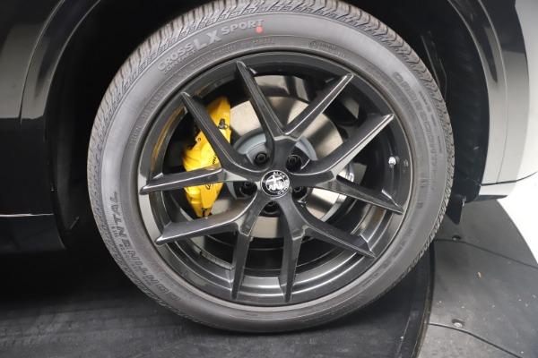 New 2021 Alfa Romeo Stelvio Ti Sport Q4 for sale $56,900 at Maserati of Greenwich in Greenwich CT 06830 22