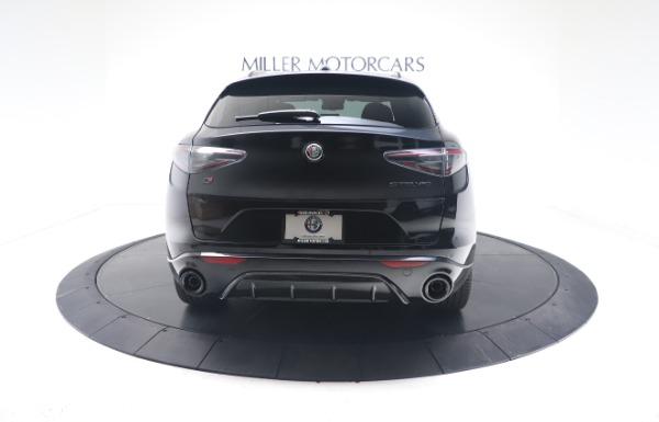 New 2021 Alfa Romeo Stelvio Ti Sport Q4 for sale $56,900 at Maserati of Greenwich in Greenwich CT 06830 6