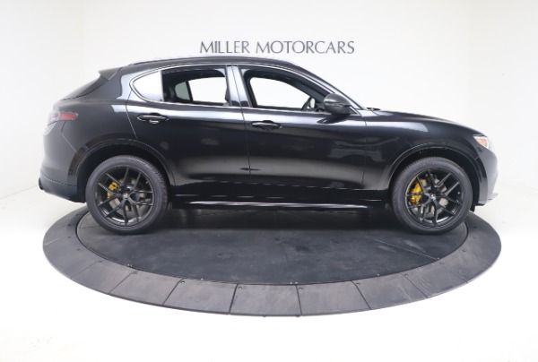 New 2021 Alfa Romeo Stelvio Ti Sport Q4 for sale $56,900 at Maserati of Greenwich in Greenwich CT 06830 9