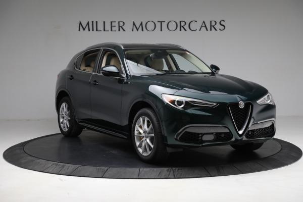 New 2021 Alfa Romeo Stelvio Ti Q4 for sale $55,205 at Maserati of Greenwich in Greenwich CT 06830 11