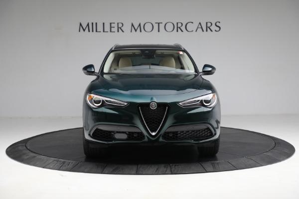 New 2021 Alfa Romeo Stelvio Ti Q4 for sale $55,205 at Maserati of Greenwich in Greenwich CT 06830 12