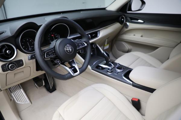 New 2021 Alfa Romeo Stelvio Ti Q4 for sale $55,205 at Maserati of Greenwich in Greenwich CT 06830 13