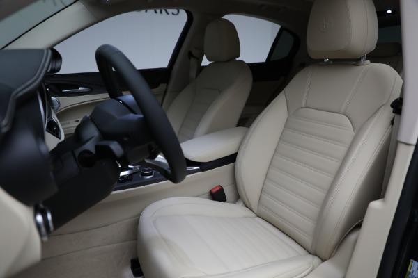 New 2021 Alfa Romeo Stelvio Ti Q4 for sale $55,205 at Maserati of Greenwich in Greenwich CT 06830 15