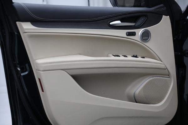 New 2021 Alfa Romeo Stelvio Ti Q4 for sale $55,205 at Maserati of Greenwich in Greenwich CT 06830 17