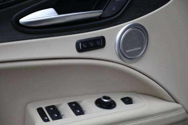 New 2021 Alfa Romeo Stelvio Ti Q4 for sale $55,205 at Maserati of Greenwich in Greenwich CT 06830 18