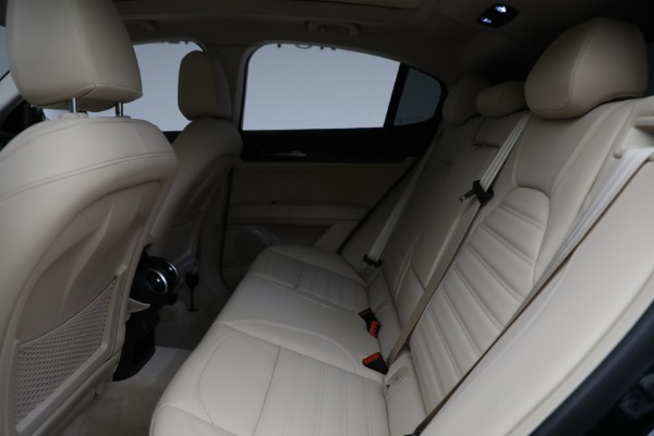 New 2021 Alfa Romeo Stelvio Ti Q4 for sale $55,205 at Maserati of Greenwich in Greenwich CT 06830 24