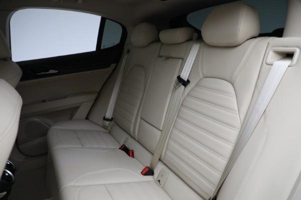 New 2021 Alfa Romeo Stelvio Ti Q4 for sale $55,205 at Maserati of Greenwich in Greenwich CT 06830 25