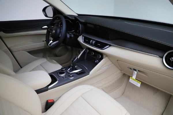 New 2021 Alfa Romeo Stelvio Ti Q4 for sale $55,205 at Maserati of Greenwich in Greenwich CT 06830 27