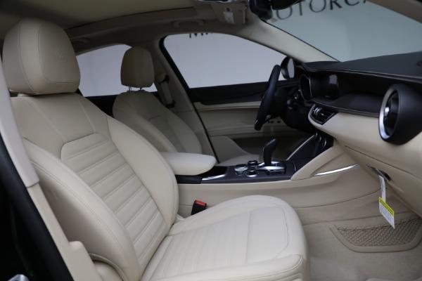 New 2021 Alfa Romeo Stelvio Ti Q4 for sale $55,205 at Maserati of Greenwich in Greenwich CT 06830 28