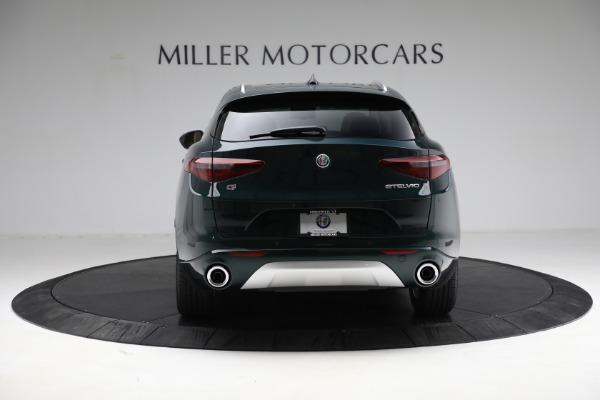New 2021 Alfa Romeo Stelvio Ti Q4 for sale $55,205 at Maserati of Greenwich in Greenwich CT 06830 6