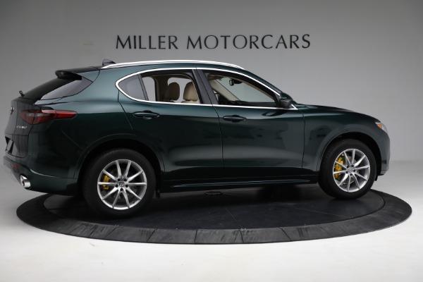 New 2021 Alfa Romeo Stelvio Ti Q4 for sale $55,205 at Maserati of Greenwich in Greenwich CT 06830 8