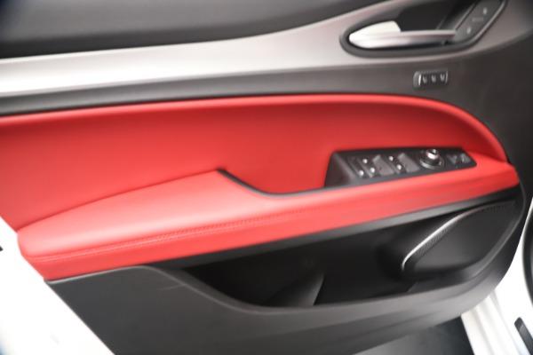 New 2021 Alfa Romeo Stelvio Ti Sport Q4 for sale Call for price at Maserati of Greenwich in Greenwich CT 06830 16