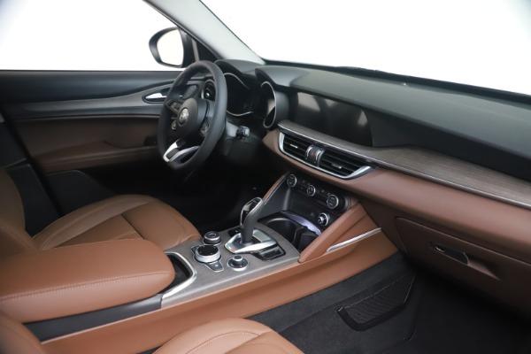 New 2021 Alfa Romeo Stelvio Ti Q4 for sale Sold at Maserati of Greenwich in Greenwich CT 06830 18