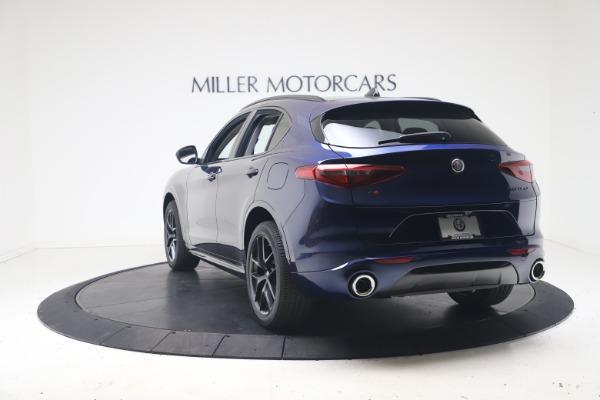 New 2021 Alfa Romeo Stelvio Ti Q4 for sale Sold at Maserati of Greenwich in Greenwich CT 06830 5