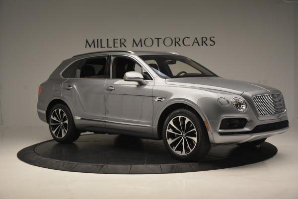Used 2017 Bentley Bentayga W12 for sale Sold at Maserati of Greenwich in Greenwich CT 06830 11