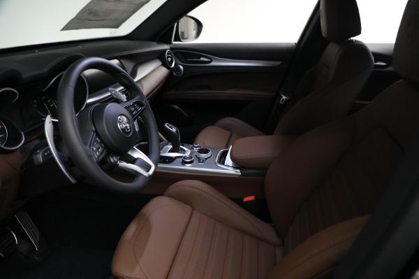 New 2021 Alfa Romeo Stelvio Ti Sport Q4 for sale Sold at Maserati of Greenwich in Greenwich CT 06830 13