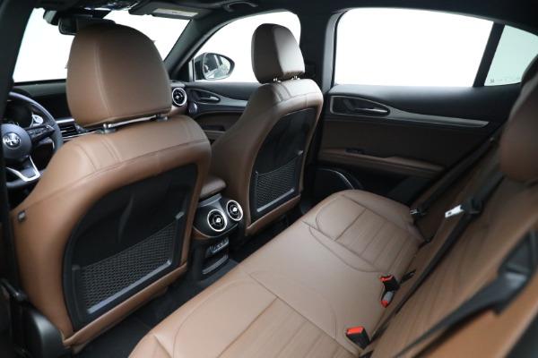 New 2021 Alfa Romeo Stelvio Ti Sport Q4 for sale Sold at Maserati of Greenwich in Greenwich CT 06830 15