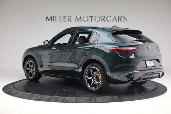 New 2021 Alfa Romeo Stelvio Ti Sport Q4 for sale Sold at Maserati of Greenwich in Greenwich CT 06830 4