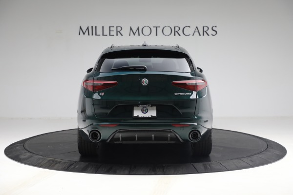 New 2021 Alfa Romeo Stelvio Ti Sport Q4 for sale Sold at Maserati of Greenwich in Greenwich CT 06830 6