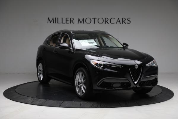 New 2021 Alfa Romeo Stelvio Ti Q4 for sale $57,400 at Maserati of Greenwich in Greenwich CT 06830 11