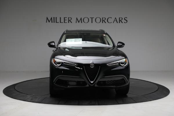 New 2021 Alfa Romeo Stelvio Ti Q4 for sale $57,400 at Maserati of Greenwich in Greenwich CT 06830 12