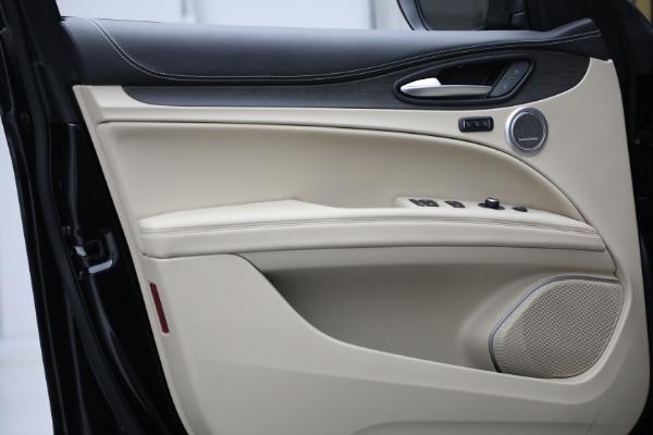 New 2021 Alfa Romeo Stelvio Ti Q4 for sale $57,400 at Maserati of Greenwich in Greenwich CT 06830 13