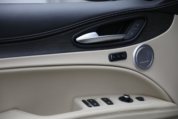 New 2021 Alfa Romeo Stelvio Ti Q4 for sale $57,400 at Maserati of Greenwich in Greenwich CT 06830 14