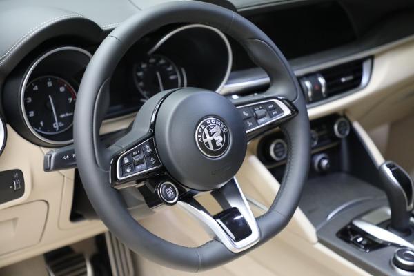 New 2021 Alfa Romeo Stelvio Ti Q4 for sale $57,400 at Maserati of Greenwich in Greenwich CT 06830 19