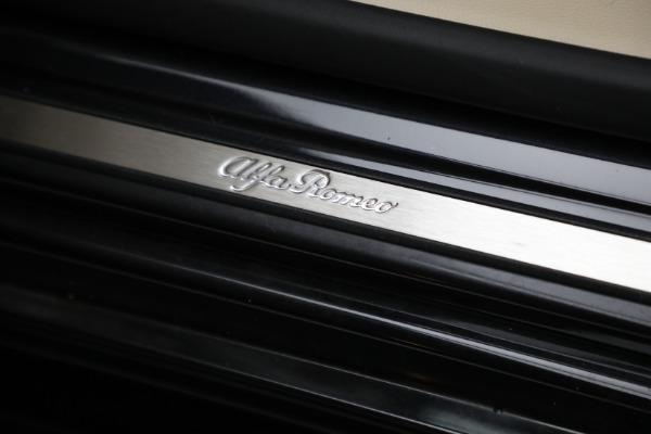 New 2021 Alfa Romeo Stelvio Ti Q4 for sale $57,400 at Maserati of Greenwich in Greenwich CT 06830 23