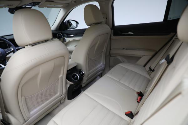 New 2021 Alfa Romeo Stelvio Ti Q4 for sale $57,400 at Maserati of Greenwich in Greenwich CT 06830 25