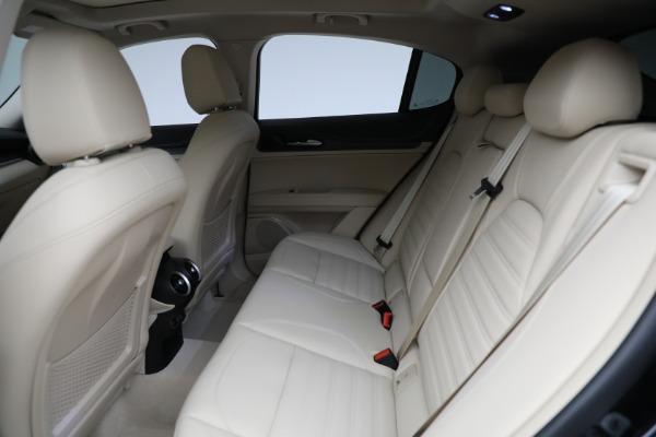 New 2021 Alfa Romeo Stelvio Ti Q4 for sale $57,400 at Maserati of Greenwich in Greenwich CT 06830 26