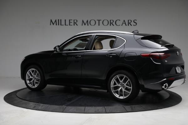 New 2021 Alfa Romeo Stelvio Ti Q4 for sale $57,400 at Maserati of Greenwich in Greenwich CT 06830 4