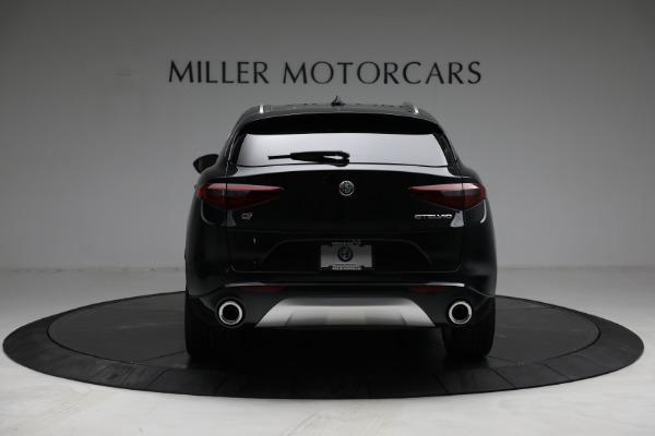New 2021 Alfa Romeo Stelvio Ti Q4 for sale $57,400 at Maserati of Greenwich in Greenwich CT 06830 6
