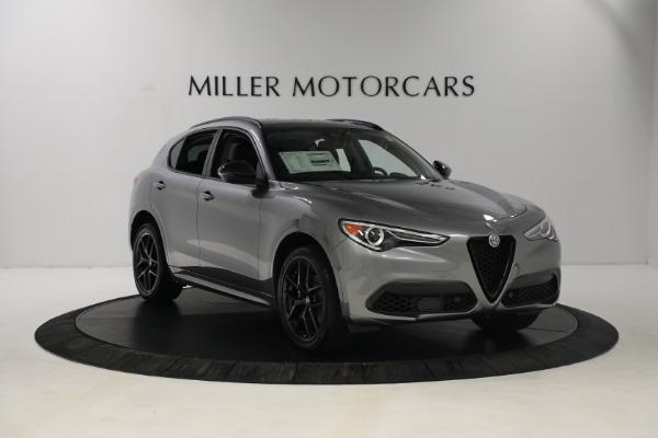New 2021 Alfa Romeo Stelvio Ti Q4 for sale $54,400 at Maserati of Greenwich in Greenwich CT 06830 10