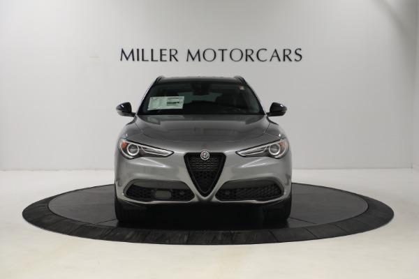 New 2021 Alfa Romeo Stelvio Ti Q4 for sale $54,400 at Maserati of Greenwich in Greenwich CT 06830 11