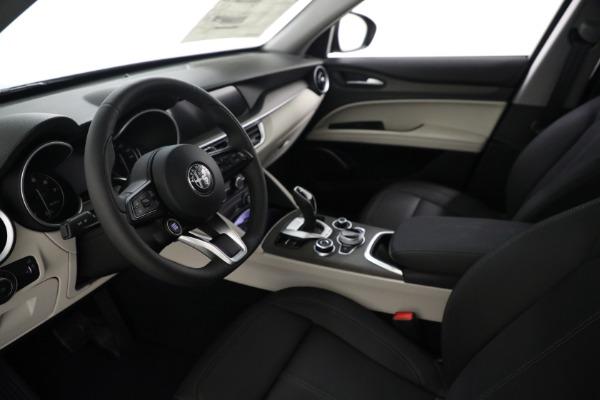 New 2021 Alfa Romeo Stelvio Ti Q4 for sale $54,400 at Maserati of Greenwich in Greenwich CT 06830 13