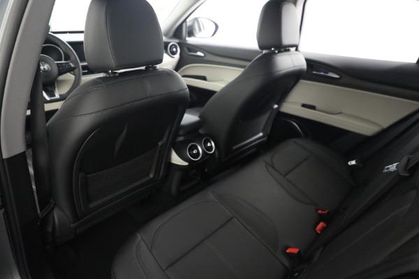 New 2021 Alfa Romeo Stelvio Ti Q4 for sale $54,400 at Maserati of Greenwich in Greenwich CT 06830 17