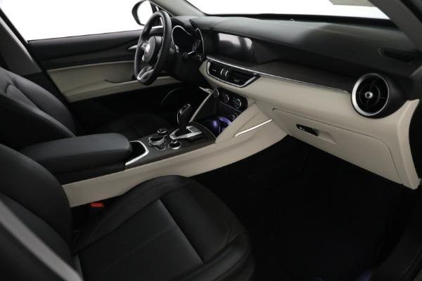 New 2021 Alfa Romeo Stelvio Ti Q4 for sale $54,400 at Maserati of Greenwich in Greenwich CT 06830 20